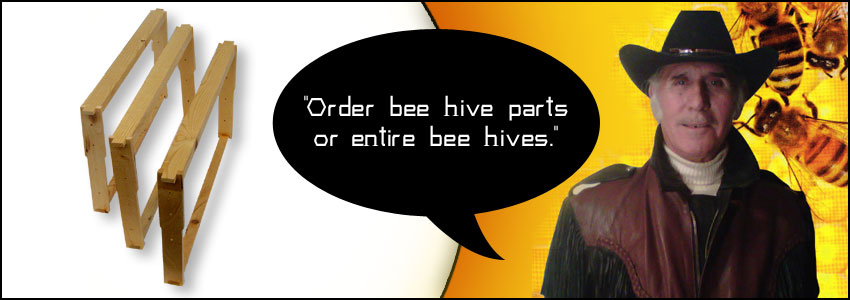 Bee Hive Parts